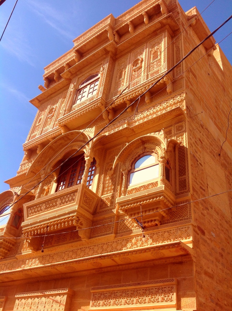Butterscotch Haveli