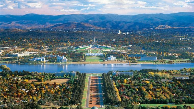 canberra today (use)